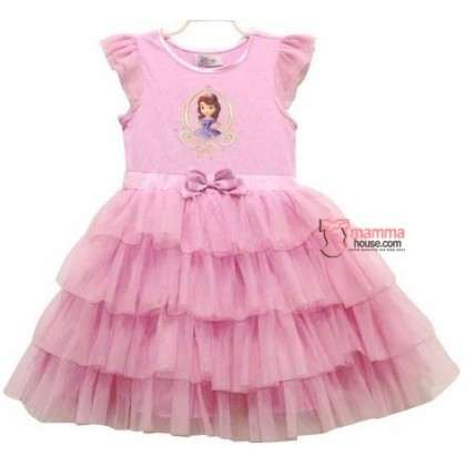 Baby Clothes - Dress Layer Yarn Sopia