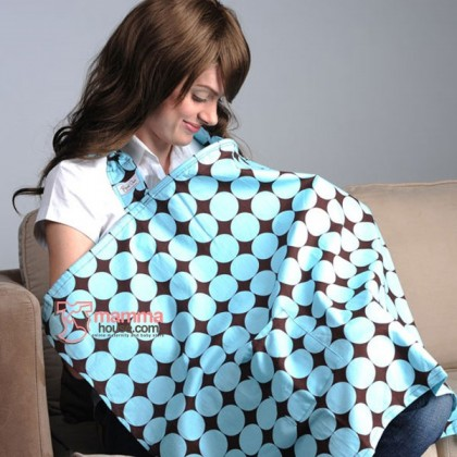 Nursing Cover Sheet - Angel Blue