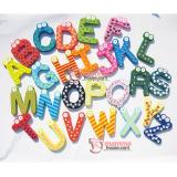 Alphabet learning Magnet