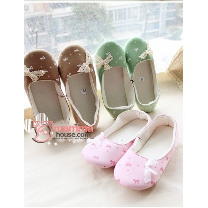 Mamma shoes - Ribbon 3 colors